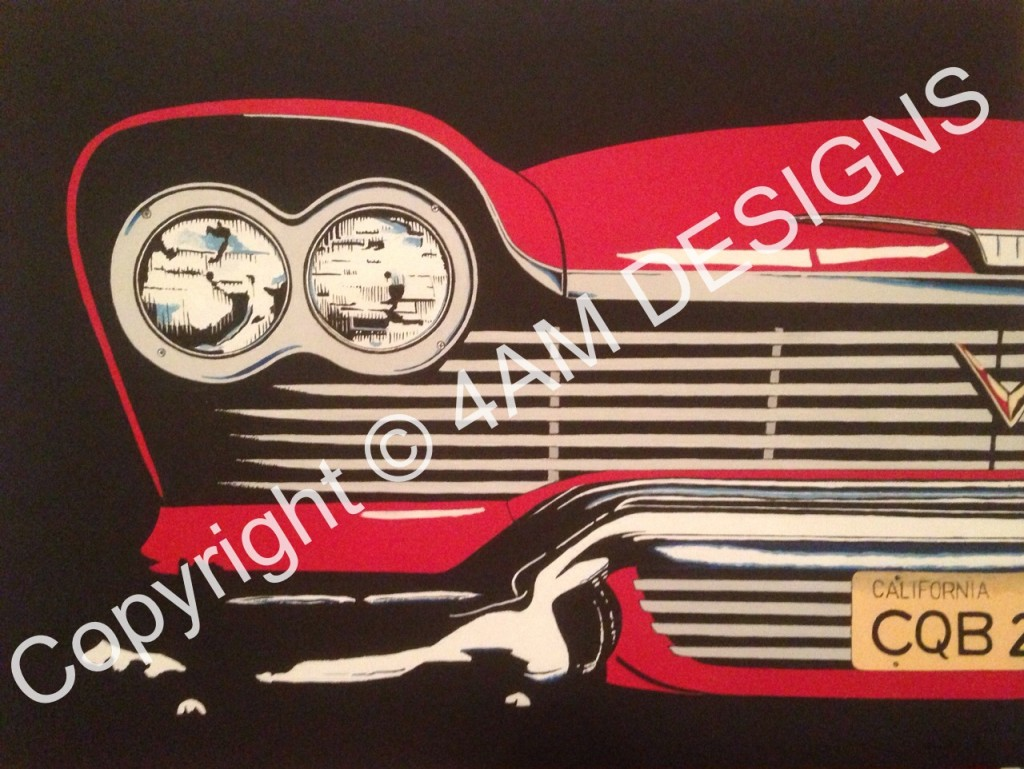 Christine 18x24 Acrylic Wrapped $150